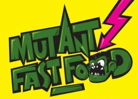 David Kania - Mutant Fast Food